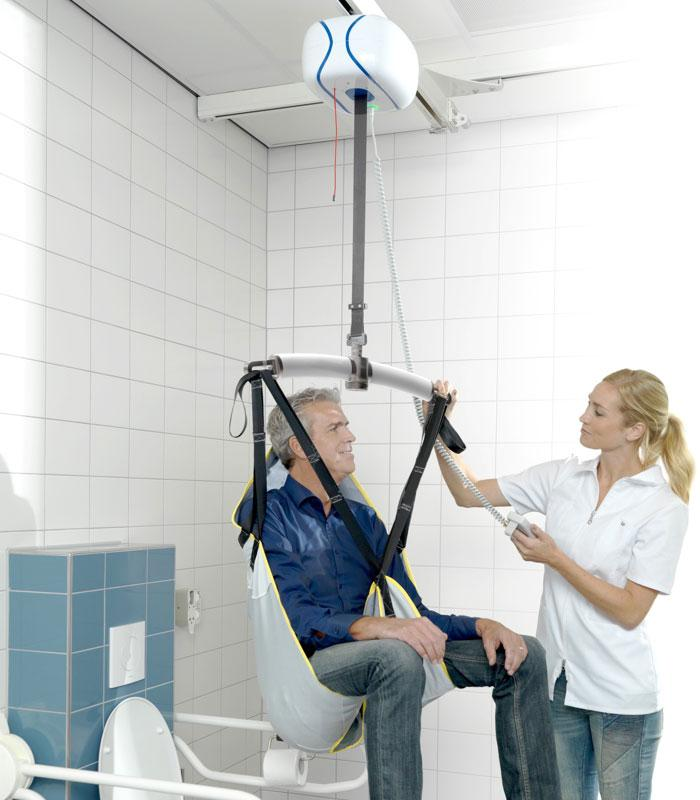 Ceiling Hoist Rail System Patient Lifting Solutions